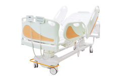 Mobile medical bed Royalty Free Stock Photography