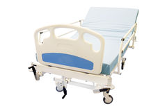 Mobile medical bed Stock Photography