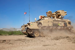 Mobile missile launcher Royalty Free Stock Photography