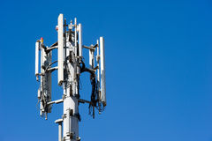 Mobile network Stock Images