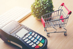 Mobile payment , Royalty Free Stock Photography