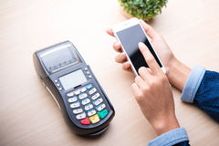 Mobile payment , Stock Image