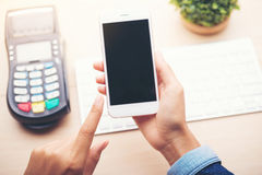 Mobile payment , Stock Images
