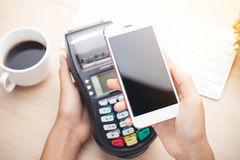 Mobile payment , Stock Photo