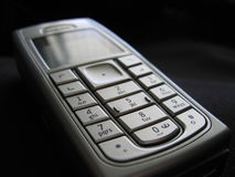 Mobile Phone. Close up of mobile phone Royalty Free Stock Images