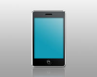 Mobile phone. Abstract large screen mobile phone Stock Photo