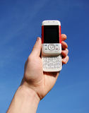 A mobile phone Stock Image
