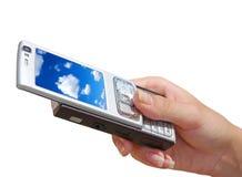 A mobile phone Stock Photos