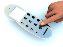 Mobile Phone 14 Royalty Free Stock Photo