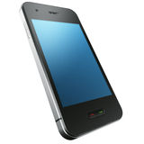 Mobile Phone. 3d rendering of a Mobile Phone Royalty Free Stock Images