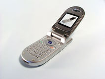 Mobile phone. Phone royalty free stock photo