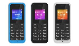 Free Mobile Phone 2015 Released Stock Photos - 113054153