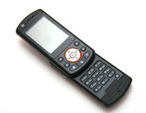 Mobile phone. Royalty Free Stock Photo