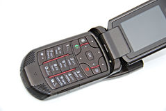 Mobile phone. Kind of mobile telephone close up Stock Photography