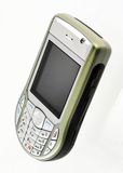 Mobile phone. Nokia mobile phone royalty free stock image