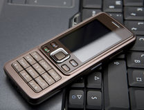 Mobile phone royalty free stock photos