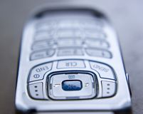 Mobile Phone Stock Image