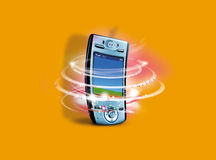 Mobile-phone Stock Image