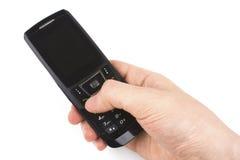 Mobile phone. Stock Photos