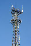 Mobile phone base station Stock Photography