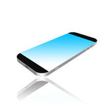 Mobile  phone ,cell  phone illustration Royalty Free Stock Photo