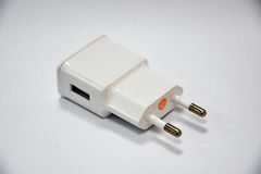 Mobile Phone Charger Royalty Free Stock Image