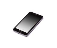 Mobile phone with clipping path Royalty Free Stock Photography