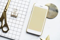 Mobile Phone, Communication Device, Gadget, Product Design royalty free stock images