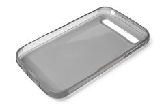 Mobile phone cover Stock Image