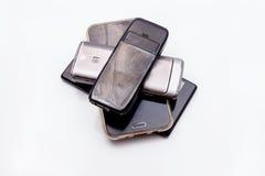 Mobile phone, handy Stock Image