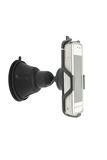 Mobile phone holder Royalty Free Stock Photos