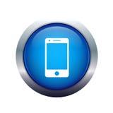 Mobile phone icon Stock Photos