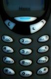 Mobile Phone Keys 2 Stock Images