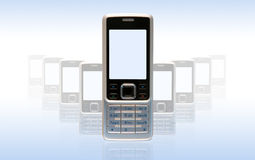 Mobile phone Magic Royalty Free Stock Photo