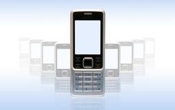 Mobile phone Magic Royalty Free Stock Photo