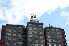 Mobile phone mast Stock Image