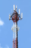 Mobile phone mast Stock Photo