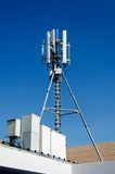 Mobile phone network antenna Stock Photos