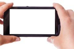 Mobile phone photo Stock Photo