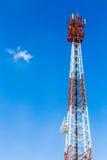 Mobile phone pole Stock Photos