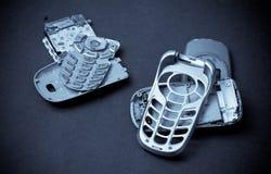 Mobile Phone Repair Stock Photography
