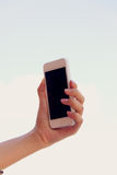 The mobile phone Royalty Free Stock Image