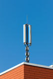 Mobile phone tower Stock Image