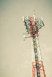 Mobile Phone Tower. Royalty Free Stock Photography