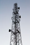 Mobile phone tower Royalty Free Stock Photography