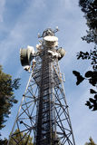 Mobile phone transmitter Royalty Free Stock Photography