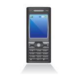 Mobile phone vector Royalty Free Stock Photos
