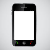 Mobile phone vector illustration Stock Photography