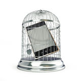 Mobile prisoner Stock Photography