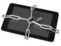 Mobile security Royalty Free Stock Photos